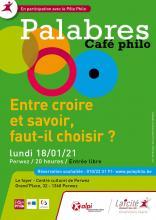 Café Philo à Perwez