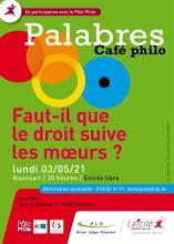 Café Philo à Rixensart