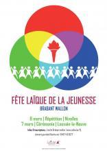 Fête Laïque de la Jeunesse 2021 - BW